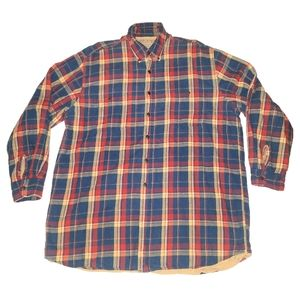 Abercrombie And Fitch Heavy Button Down Shirt